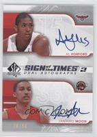 Al Horford, Jamario Moon /50