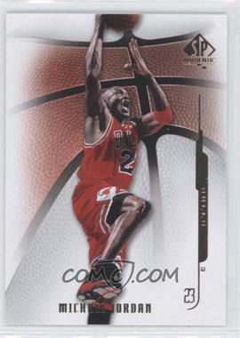 2008-09 SP Authentic #29 - Michael Jordan