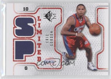 2008-09 SP Retail Limited #SPL-EG - Eric Gordon