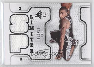 2008-09 SP Retail Limited #SPL-GH - George Hill