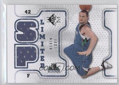 2008-09 SP Retail Limited #SPL-KL - Kevin Love