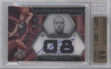 2008-09 SP Rookie Threads - [Base] #96 - Michael Beasley /399 [BGS 9.5]