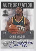 Chris Wilcox