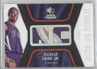 Patrick Ewing Jr. /35