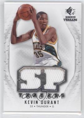 2008-09 SP Rookie Threads SP Threads #T-KD - Kevin Durant