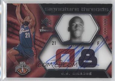 2008-09 SP Rookie Threads #79 - J.J. Hickson /599