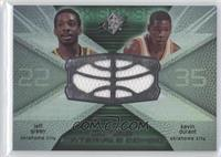 Jeff Green, Kevin Durant