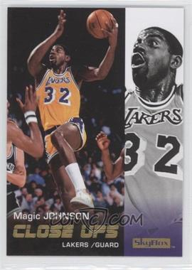 2008-09 Skybox - [Base] #184 - Magic Johnson