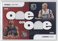 Vince Carter, Jason Kidd