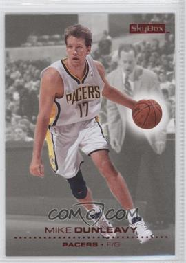 2008-09 Skybox Ruby #57 - Mike Dunleavy /50