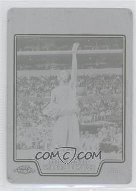 2008-09 Topps Chrome Printing Plate Black #132 - Richard Hamilton /1