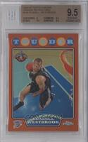 Russell Westbrook /499 [BGS 9.5]