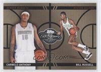 Carmelo Anthony, Bill Russell /399
