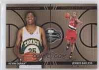 Kevin Durant, Jerryd Bayless /399