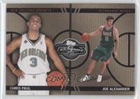 Chris Paul, Joe Alexander /199