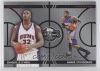 Amar'e Stoudemire, Shaquille O'Neal /99