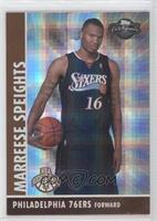 Marreese Speights /50