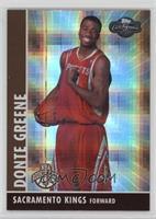 Donte Greene /50