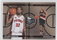 Richard Hamilton, Brandon Roy /399