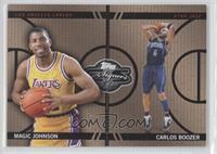 Magic Johnson, Carlos Boozer /399