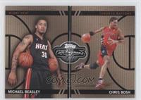Michael Beasley, Chris Bosh /399