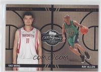 Yao Ming, Ray Allen /399