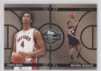 Chris Bosh, Michael Beasley /399