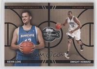 Kevin Love, Dwight Howard /399
