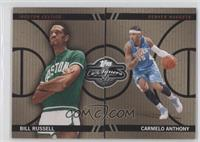 Bill Russell, Carmelo Anthony /199