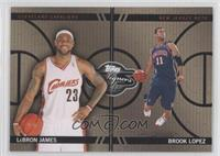 Lebron James, Brook Lopez /199