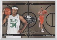 D.J. Augustin, Paul Pierce /199