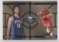 Brook Lopez, Lebron James /199