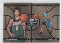 Joe Alexander, Chris Paul /199