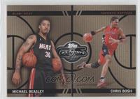 Michael Beasley, Chris Bosh /199