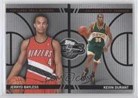 Jerryd Bayless, Kevin Durant /99