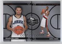 Deron Williams, Greg Oden /99