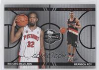 Richard Hamilton, Brandon Roy /99