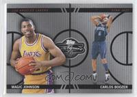 Magic Johnson, Carlos Boozer /99