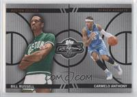 Bill Russell, Carmelo Anthony /99