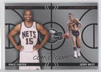 Vince Carter, Jerry West /99