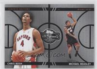 Chris Bosh, Michael Beasley /99