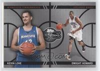 Kevin Love, Dwight Howard /99