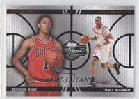 Derrick Rose, Tracy McGrady /899