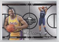 Magic Johnson, Carlos Boozer /899