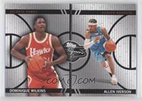 Dominique Wilkins, Allen Iverson /899