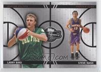 Larry Bird, Steve Nash /899