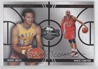 Jerry West, Vince Carter /899