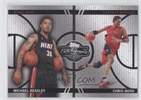 Michael Beasley, Chris Bosh /899