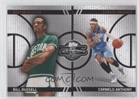 Bill Russell, Carmelo Anthony /899