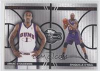 Amare Stoudemire, Shaquille O'Neal /899